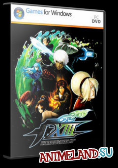 Король бойцов XIII / The King of Fighters XIII (Game)