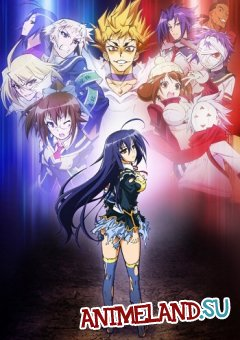 Ящик Медаки: Сверхлюди / Medaka Box: Abnormal (RUS)