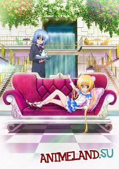 Хаятэ, боевой дворецкий [ТВ-3] / Hayate no Gotoku! Can't Take My Eyes Off You (RUS)